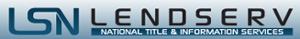 LENDSERV's Company logo