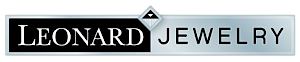Leonard Jewelry's Company logo