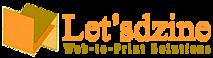 Letsdzine's Company logo