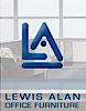 Lewis Alan Office Furniture's Company logo