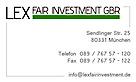 Lex Fair Investment Gbr's Company logo