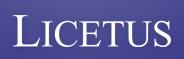 Licetus's Company logo