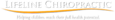 Lifeline Chiropractic Logo