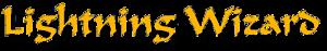 Lightning Wizard's Company logo