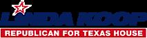 Linda Koop For Texas's Company logo