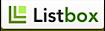 Superhuman's Competitor - Listbox logo
