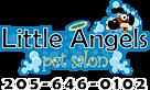 Little Angels Pet Salon's Company logo