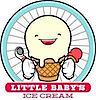 Little Baby's Ice Cream's Company logo