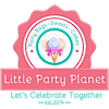 Little Party Planet's Company logo