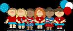 Little Patriots Preschool's Company logo