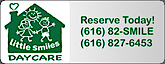 Little Smiles Daycare's Company logo