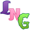 Live Nude Ghouls Comic's Company logo
