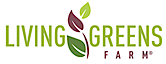 Living Greens Farm's Company logo