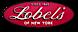 Lobel's Logo