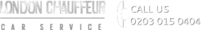 London Chauffeur 365's Company logo