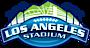 Motto La's Competitor - Los Angeles Football Stadium logo