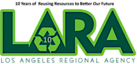 Los Angeles Regional Agency's Company logo