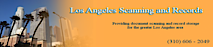 Los Angeles Scanning And Records's Company logo
