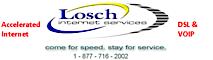 Losch Internet Svc's Company logo