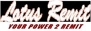 Lotus Remit's Company logo