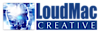 Writespark's Competitor - Loudmac Creative logo