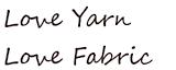Love Yarn's Company logo