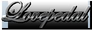 Lovepedal's Company logo