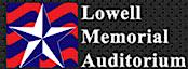 Lowellauditorium's Company logo