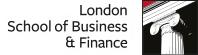 London School of Business & Finance's Company logo