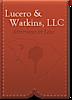Lucero & Watkins's Company logo