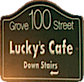 Lucky's Cafe Worcester's Company logo