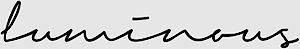 Luminous, Co, UK's Company logo