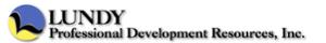 Lundy Professional Development Resources's Company logo