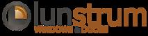 Lunstrum's Company logo