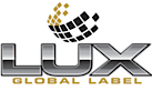 Lux Global Label's Company logo