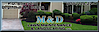Mason & Co. Landscaping's Competitor - M & D Lawn Maintenance & Landscaping logo