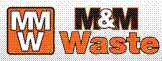 M and M Waste Dumpster Rental's Company logo