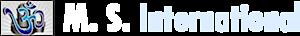 M. S. International's Company logo