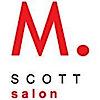 M. Scott Salon's Company logo