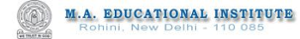 M.A. Educational Institute's Company logo