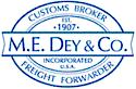 M.E. Dey's Company logo