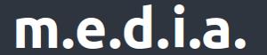 M.E.D.I.A's Company logo