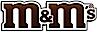 M & M`s's Competitor - M&M'S logo