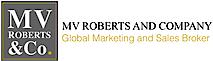 M.v.roberts's Company logo