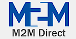 M2M Direct's Company logo