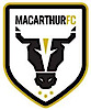 Macarthur Football Club's Company logo