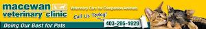 Macewan Veterinary Clinic's Company logo