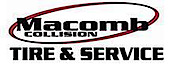 Macomb Collision's Company logo