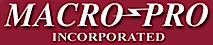 Macro-Pro's Company logo