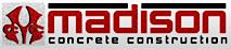 Madison Concrete's Company logo